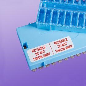 Reusable Do Not Throw Away Labels