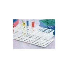 3-Tiered Test Tube Rack Nalgene Unwire 72 Place 16 mm Tube Size White 2-3/4 X 5 X 9-3/4 Inch