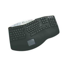 Tru-Form Touchpad Keyboard