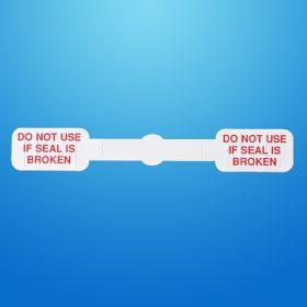 Tamper-Indicating Seals, Preprinted