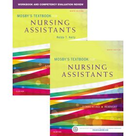 Mosby's Textbook for Nursing Assistants - Textbook and Workbook Package, 9th Edition