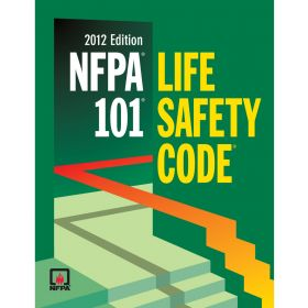 NFPA 101: Life Safety Code, Softbound, 2012 Edition