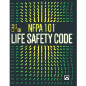 NFPA 101: Life Safety Code, Softbound, 2015 Edition
