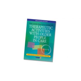 Speechmark  Good Practice Guide to Therapeutic Activities with Older People in Care Settings