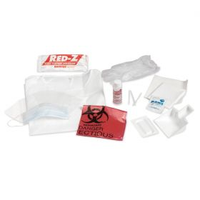 MEDICAL ACTION RED Z DELUXE EMERGENCY RESPONSE KIT 822037