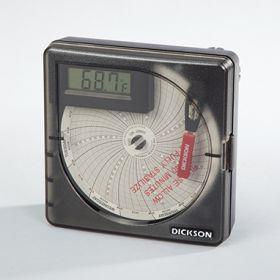 Temperature Recorder Kit, Fahrenheit Digital Display