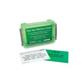 Flex Your Memory Cards