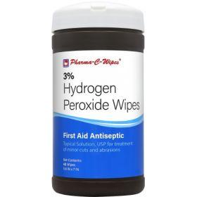 Antiseptic Skin Wipe Pharma-C-Wipes Towelette Canister 850602