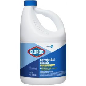 Bleach Clorox Germicidal Bleach Germicidal Liquid EA/1