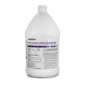 OPA High Level Disinfectant McKesson OPA RTU Liquid Jug Max  Day Reuse