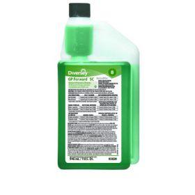 Diversey GP Forward Surface Cleaner Liquid Concentrate 32 oz. Bottle Citrus Scent NonSterile