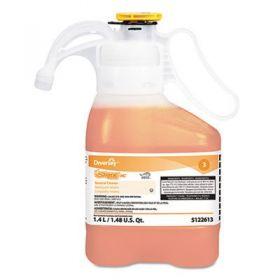 Diversey Stride HC Neutral Cleaner Surface Cleaner Non-Alkaline Liquid Concentrate 1.4 Liter Bottle Citrus Scent NonSterile