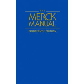 Merck Manual of Diagnosis and Therapy,18th Edition