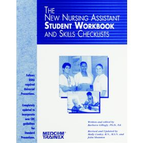 The New Nursing Assistant Student Workbook & Skills Checklists, 8th Edition
