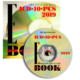 2019 ICD-10-PCS Code Book  PMIC,eBook on CD
