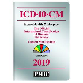 2019 ICD-10-CM Home Health Edition  PMIC