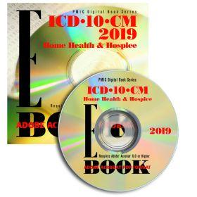 2019 ICD-10-CM Home Health Edition  eBook on CD - PMIC