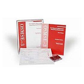 OSMSE-3: Oral Speech Mechanism Screening Examination