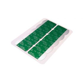 Silver Mactrode Plus, Adult Disposable Resting ECG Electrodes
