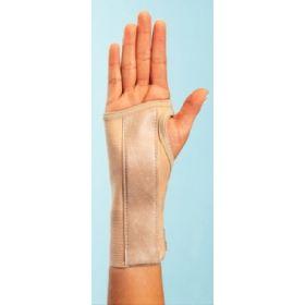 Wrist Brace Procare Cotton Elastic Right Hand Beige Medium