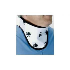 Paw Print Thyroid Shield