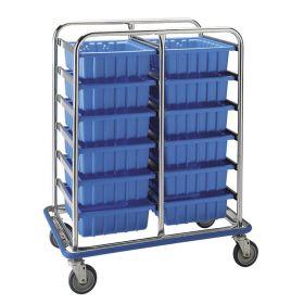 Pedigo Tote Box Cart