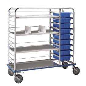 Pedigo Central Supply Cart