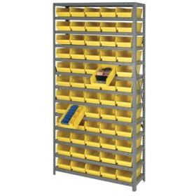 Quantum Complete Economical Bin and Shelving Packages
