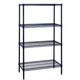 Quantum  Modular Wire Shelving Systems