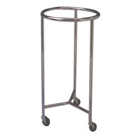 Medline Round Hamper Stand