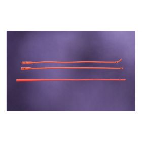 Red Rubber Latex Catheters