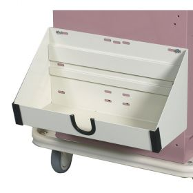 AliMed  Cart Accessory, Suction Unit Holder