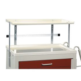 AliMed  Cart Accessory, Basic Shelving Unit