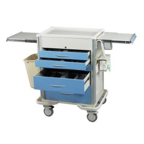 AliMed  Select Series Anesthesia Cart Accessory Package