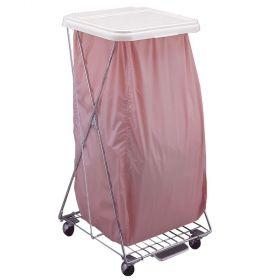 Sure-Chek  Antibacterial Hamper Bag w/Drawstring