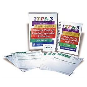 ITPA-3: Illinois Test of Psycholinguistic Abilities   Third Edition