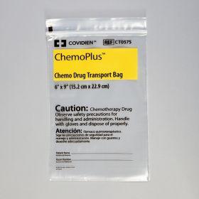 ChemoPlus Chemo Drug Transport Bags, 6 x 9