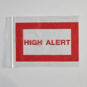 High Alert Bags, 6 x 8