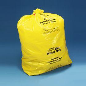 Chemo Waste Bag, 20 Gal, 23 x 41-1/2