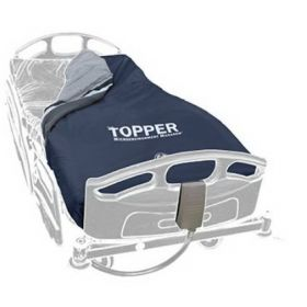Topper Mattress Pad Comfort 36 X 80 Inch For The Topper Microenvironment Manager System, 985777