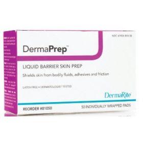 Skin Barrier Wipe DermaPrep  EA/1