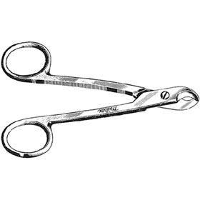 Miltex  White Toe Nail Scissors