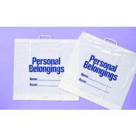 NWI Plastic Personal Belongings Bag