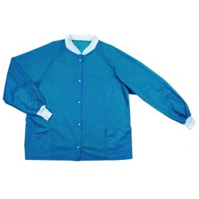 Blue Warm Up Jackets By Molnlycke ALA28020H