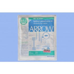 Epidural Catheterization Kit, with FlexTip Plus Catheter, 19G,ARWAM05501H