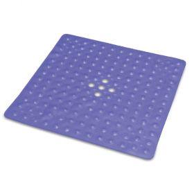 Essential Medical Supply B3417B Shower Mat-Transparent Blue