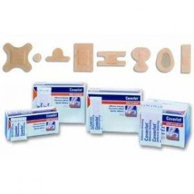 Coverlet Fabric Adhesive Bandages by BSN Medical BDF0340Z