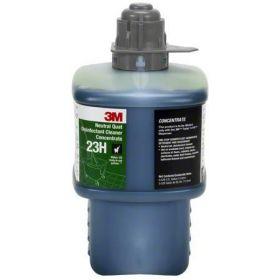 Neutral Quat Disinfectant Cleaner Concentrate 23L with Black Cap, 2 L