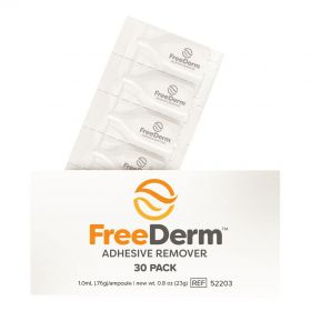 FreeDerm Adhesive Remover by Bioderm Inc BOM52203BX