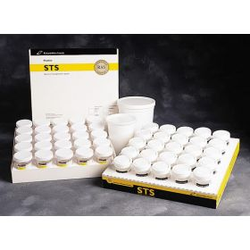 Prefilled Formalin Specimen Container,No Inner Seal,480 mL,240 mL Fill